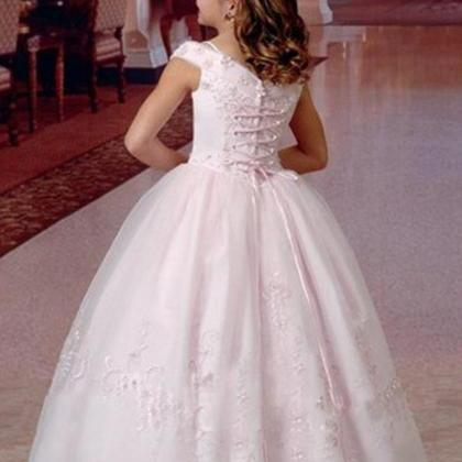 White/Ivory Girl First Communion Dr..