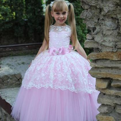 Colorful Toddler Ball Gown Elegant ..