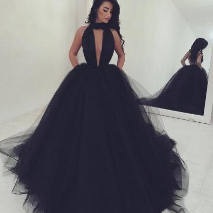 black prom dresses,ball gowns prom ..