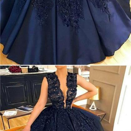 navy blue prom dresses,country prom..