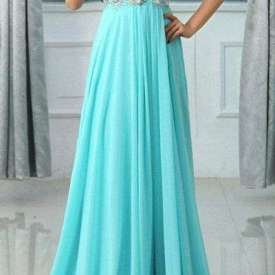 Chiffon Prom Dress,Sequin Prom Dress,Sheer Prom Dress,Backless Prom Dress,Sexy Prom Dress,Bling Prom Dress