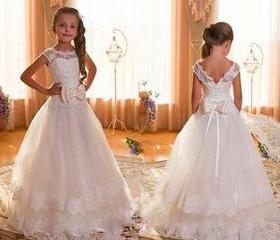 White/Ivory Girl Fir..