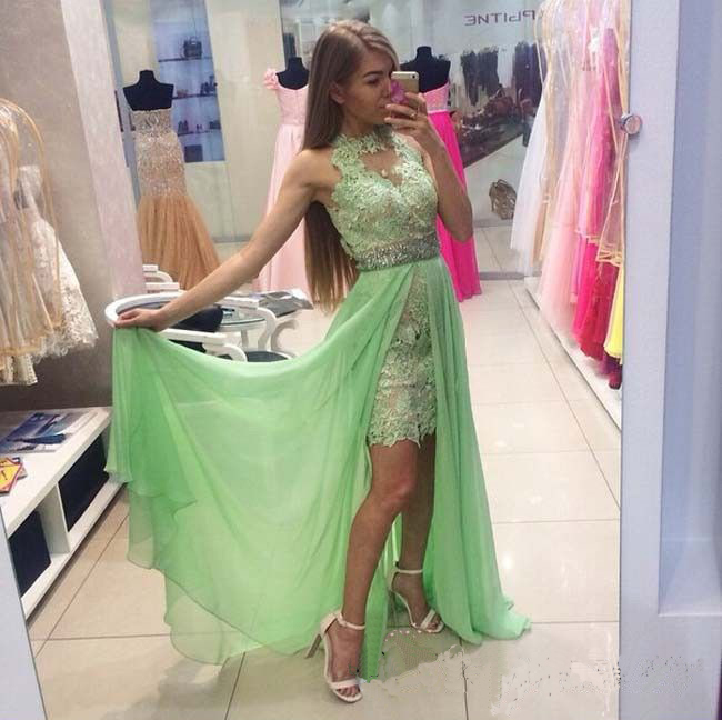 Sage Prom Dresses,Beading Evening Gowns,Modest Formal Dress,Beaded Prom Dresses,Fashion Evening Gown,Long Evening Gowns,Chiffon Party Dress
