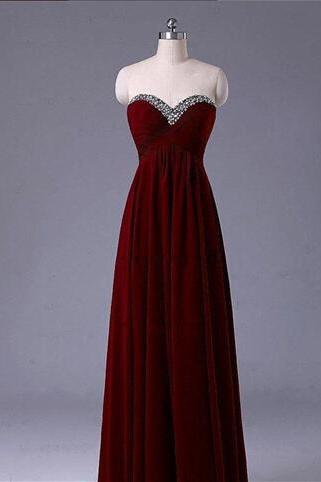 Burgundy Prom Dresses,Wine Red Prom Dress,Prom Dress,Wine Red Prom Dresses,Formal Gown