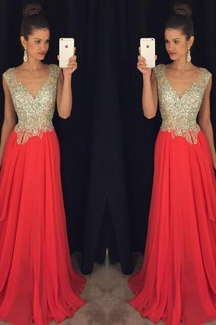 Red Backless Prom Dresses,Red Prom Gowns,Prom Dresses,Party Dresses,Long Prom Gown