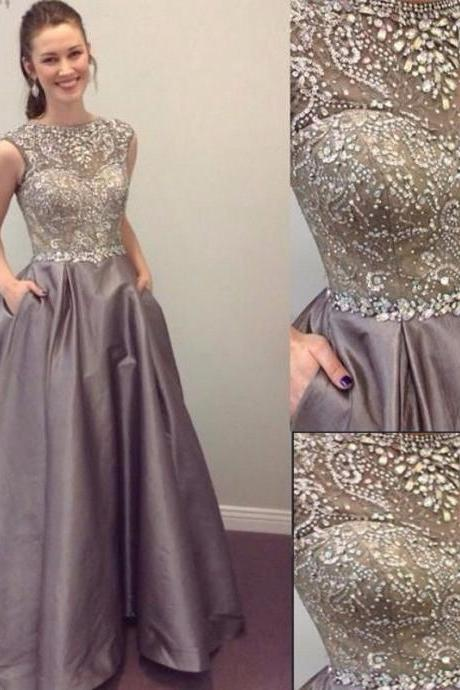 Charming Ball Gown Prom Dress,Long Prom Dresses,Charming Prom Dresses,Evening Dress, Prom Gowns, Formal Women Dress,prom dress