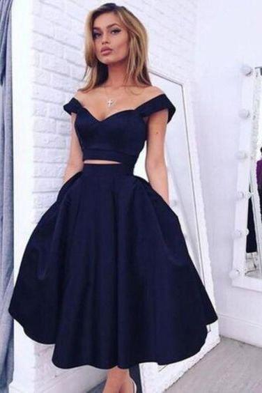 Casual Graduation Dress