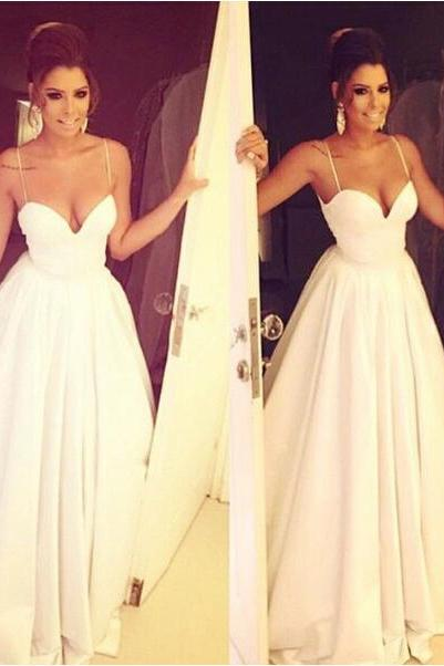 Long Wedding Gown On Luulla