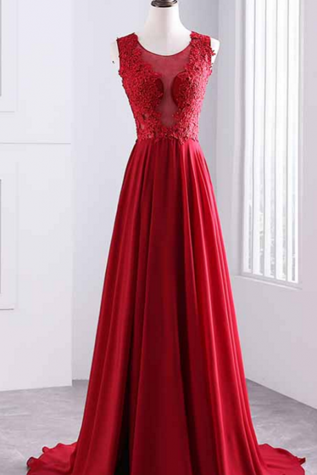 sexy prom dresses,a line prom dresses,lace appliques prom dresses,custom made prom dresses