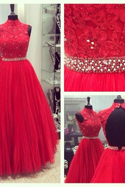 Red Prom Dresses, Discount Prom Dresses, Tulle Prom Dresses, Long Prom Dresses, Cheap Prom Dresses, Dresses For Prom