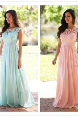 chiffon Prom Gowns,Pink Prom Dresses,Long Prom Gown,Prom Dress,Evening Gown,party Gown