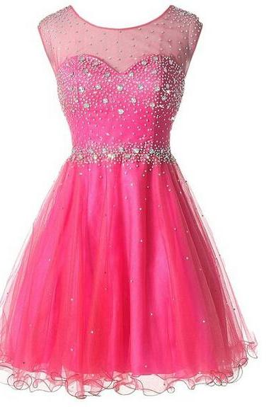 Pretty Short Prom Dresses,Cocktail Dress,Graduation Dresses,Homecoming Dresses