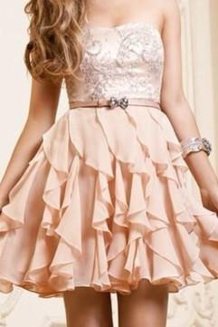 Charming Prom Dress,Elegant Prom Dress,Strapless Prom Dresses,Sexy Prom Dress