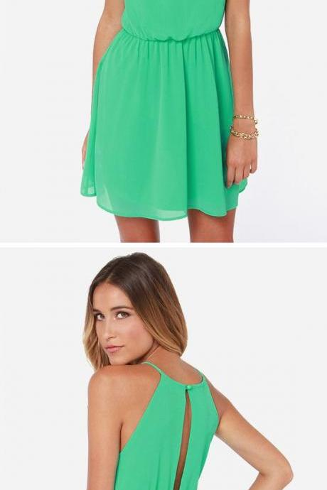 Green Homecoming Dress,Homecoming Dresses,Homecoming Gowns,Prom Gown,Sweet 16 Dress,Homecoming Dress,Cocktail Dress,Evening Gowns