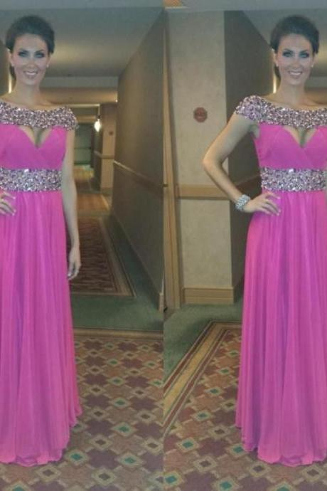 Prom Dresses,Pink Evening Gowns,Formal Dresses,Prom Dresses,Fashion Evening Gown,Beautiful Evening Dress,Pink Formal Dress,Prom Gowns