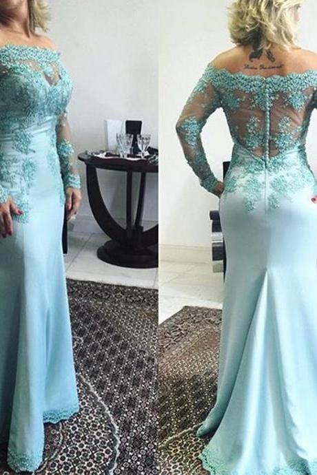 Mint Green Prom Dresses,Prom Dress,Mint Green Prom Dress,Prom Dresses,Formal Gown,Evening Gowns,Modest Party Dress,Prom Gown For Teens