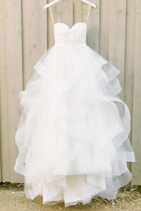 White Wedding Dresses,Wedding Gown,Organza Wedding Gowns,Organza Bridal Dress,Wedding Dress,Brides Dress,Vintage Wedding Gowns,Wedding Dress