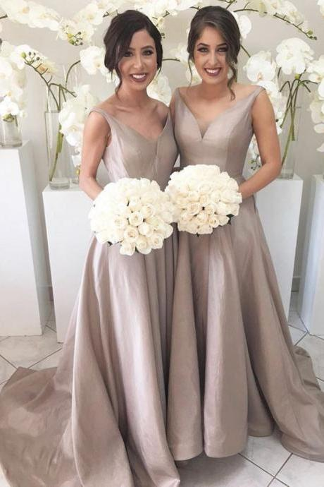 Bridesmaid Dress,Bridesmaid Dresses,Custom High Quality Bridesmaid Dress