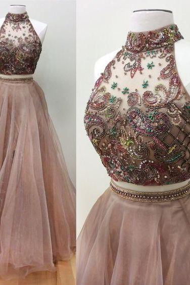 Elegant Prom Dress,Tulle Prom Dresses,Prom Dresses Lace Appliques,Strapless Cocktail Dresses