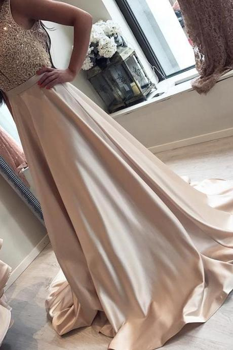 A-Line Beading Prom Dress,Long Prom Dresses,Prom Dresses,Evening Dress, Evening Dresses,Prom Gowns, Formal Women Dress,