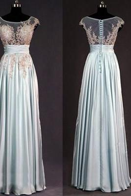 dusty blue bridesmaid dress, long bridesmaid dress, bridesmaid dress, long prom dress