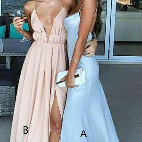 Simple Prom dresses,Long party dresses,Cheap Prom Dress,Sexy evening gowns, cheap prom party dresses, Morden prom dresses